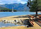 Whiskeytown National Recreational Area near Shasta Lake
