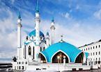 Qolsharif Mosque in Kazan Kremlin, Kazan