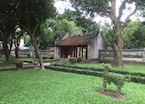 Temple of Literature Gardens, Hanoi