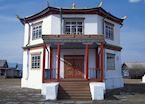Buddist temple, Ulan Ude