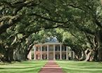 Oak Alley Plantation, Vacherie, Near New Orleans