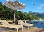 Ilha Grande, Sagu Mini Resort