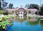 Balboa Park Reflection Pond