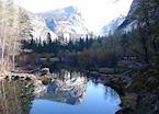Mirror Lake in Yosmite
