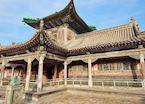 Mongolia Ulaan Baatar Winter Palace Bogd Khan