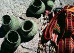 Basket weaving, Copper Canyon