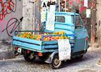 Fruit truck, Naples