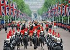 Horseguards on Parade