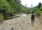 Trekking in Bho Hoong
