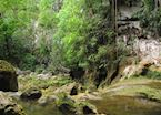 Blue Creek Cave, Punta Gorda