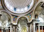 Panthéon interior, Paris