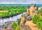 Château de Chinon, Loire Valley