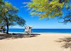 Beach on Big Island