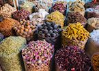 Herbs and spices, Marrakesh