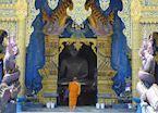 Wat Rong Suea Ten (Blue Temple), Chiang Rai