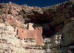 Montezuma Castle National Monument, near Sedona