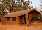Khwai Campsite by Letaka