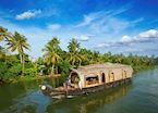 Keralan Houseboat/Rice barge
