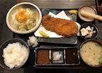Kagoshima pork tonkatsu
