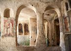 Cave church, Matera