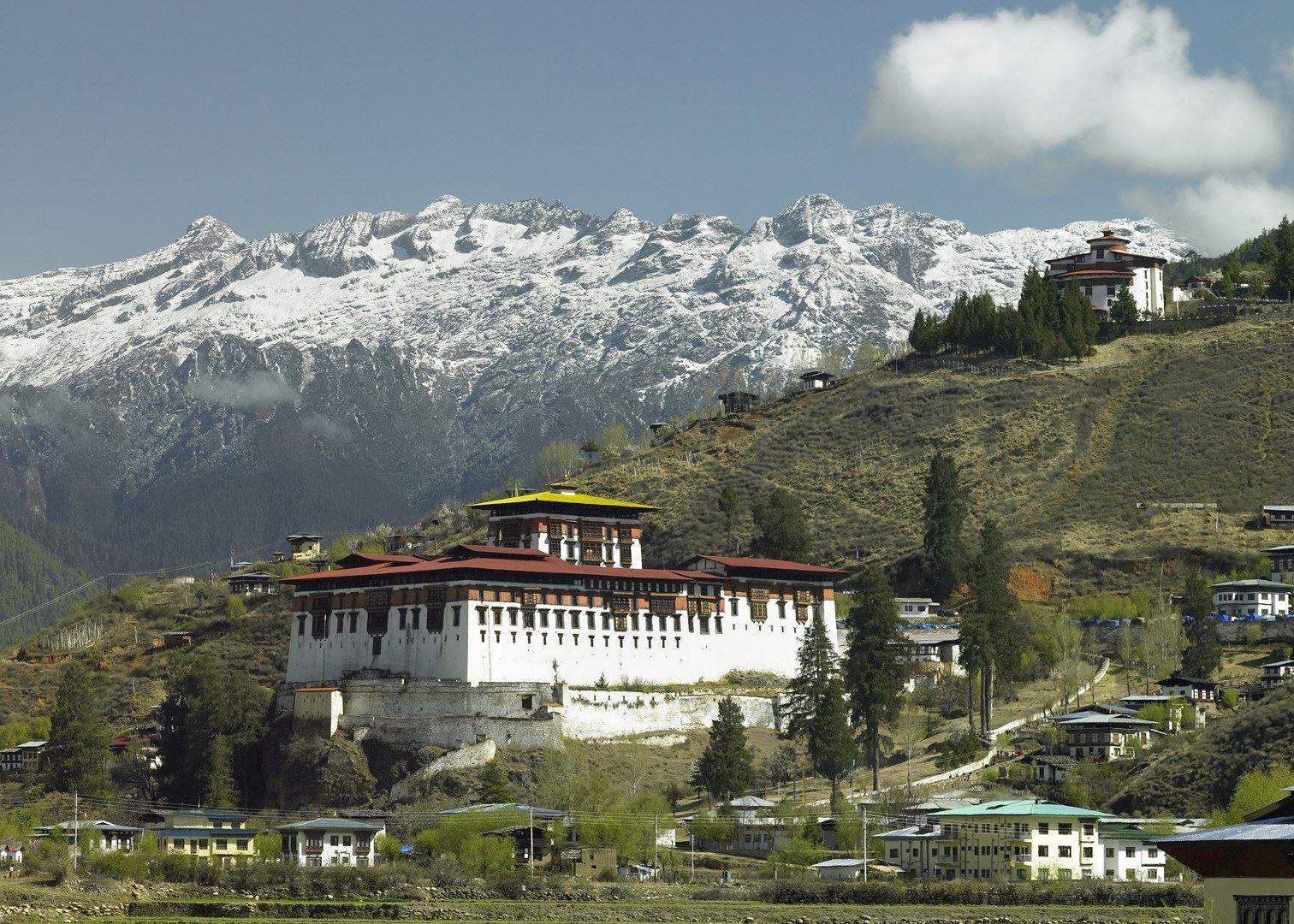 Paro Thimphu Punakha Tour