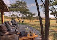 Viewing deck,Asilia Naboisho Camp,Masai Mara