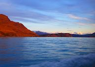 Boat Ride to Estancia Cristina, Estancia Cristina