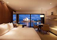 Opera room at the Park Hyatt Hotel, Sydney