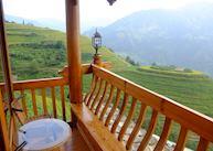 Longji One balcony
