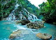 Lapopu Waterfalls Excersion at Nihiwatu