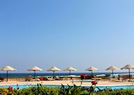 Movenpick El Quseir pool and sea view