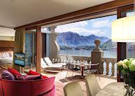 Rooftop Front suite, Grand Hotel Tremezzo, Tremezzina