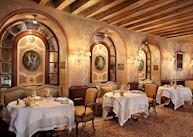 Club del Doge Restaurant, Gritti Palace, Venice