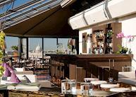 La Terrasse Cuisine and Lounge, Hotel Sofitel Rome Villa Borghese, Rome