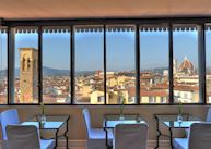 Rooftop bar, Antica Torre di Via Tornabuoni, Florence