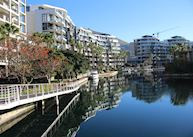 Waterfront Village , Cape Town