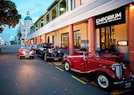 Art Deco Masonic Hotel, Napier & Hawke's Bay