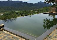 Swimmin Pool at the Pu Luong Eco Retreat