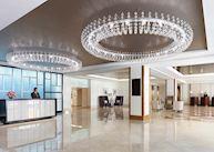 Langham Boston lobby