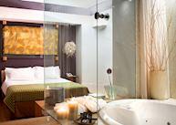 Agata suite, Hotel Plaza Opera, Palermo