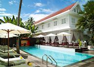 Pool area, Angsana Maison Souvannaphoum