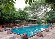 Pool are, Hotel @ Tharabar Gate