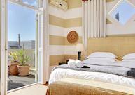 Liberty Lodge, Gandhi room