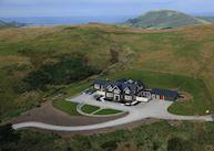 Aerial View, Camp Estate, Dunedin