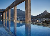 The Silo, rooftop swimming pool