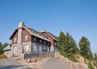 Historic Crater Lake Lodge