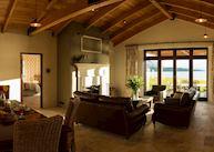 Ashley Mackenzie Villa Living Area, Mount Cook Lakeside Retreat, Twizel