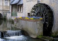 Water wheel, Bayeux