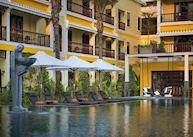Pool at La Siesta Hoi An