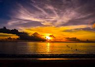 Sunset, The Sandpiper, Barbados